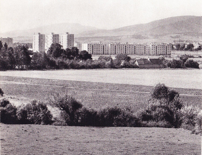 Sever, 60te roky