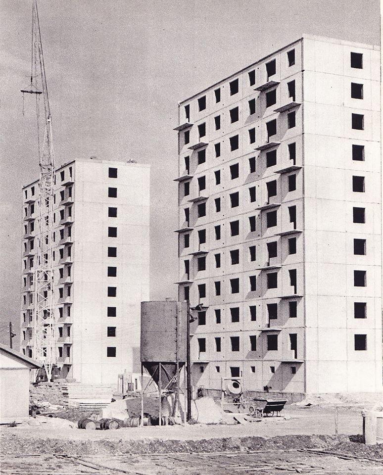 Sever, Jilemnickeho, 60te roky