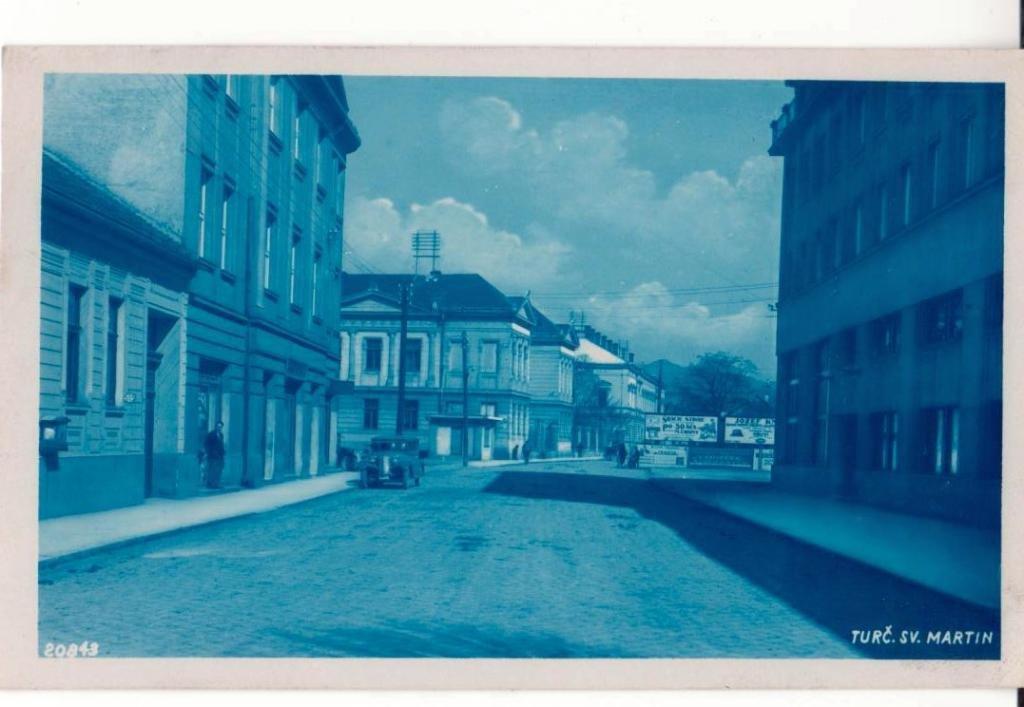 Slovan, 30te roky