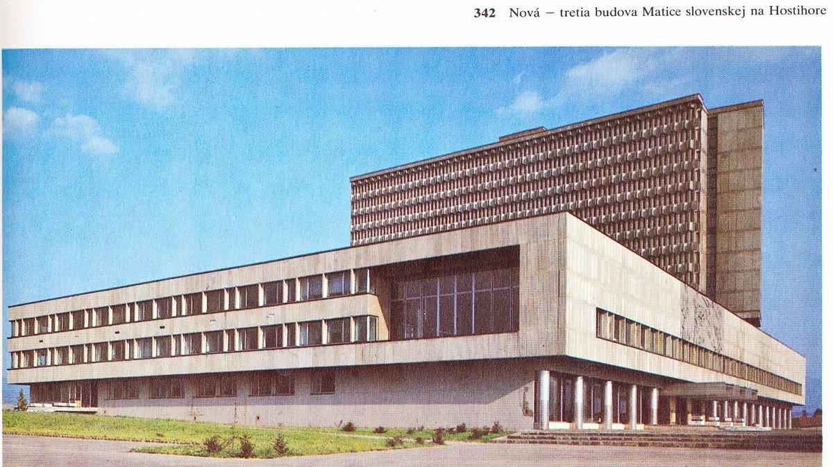 Slovenská národná knižnica, 80te roky