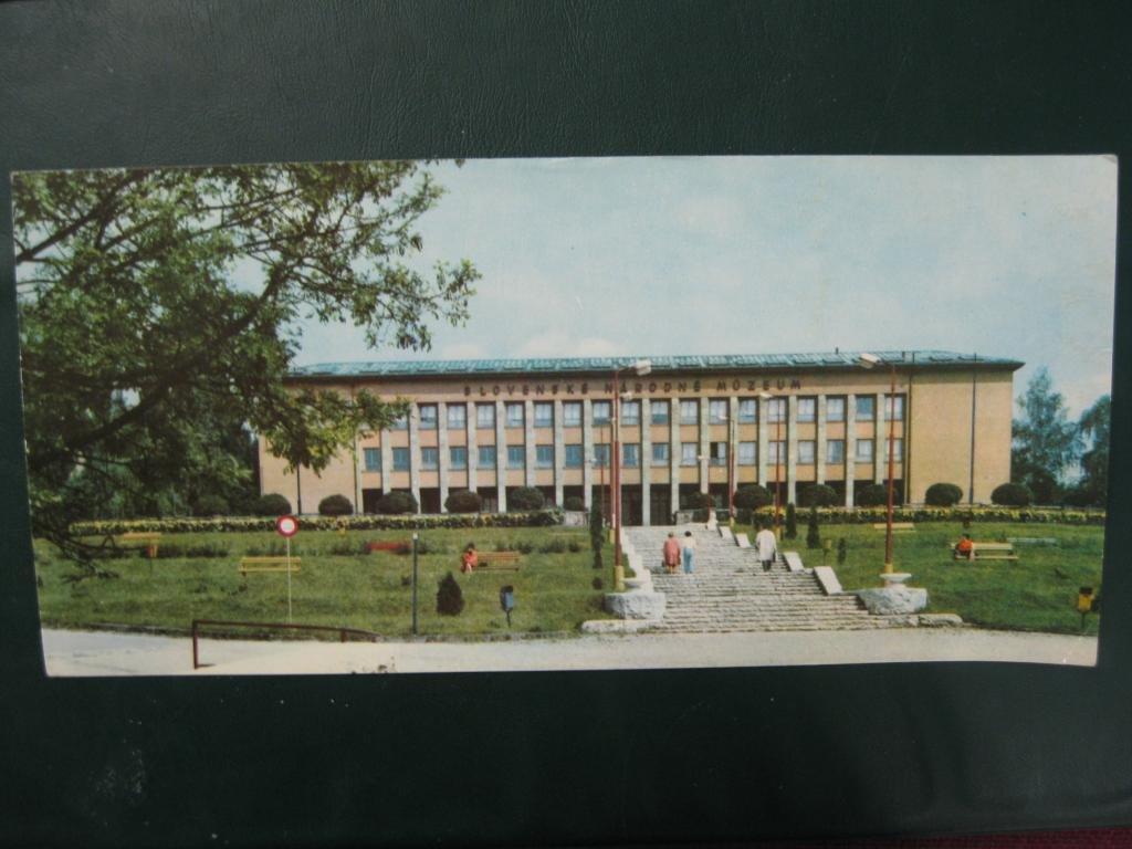 Slovenské národné múzeum, 80te roky