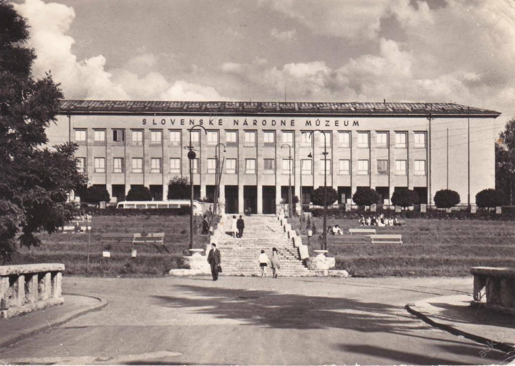 Slovenské národné múzeum, 60te roky