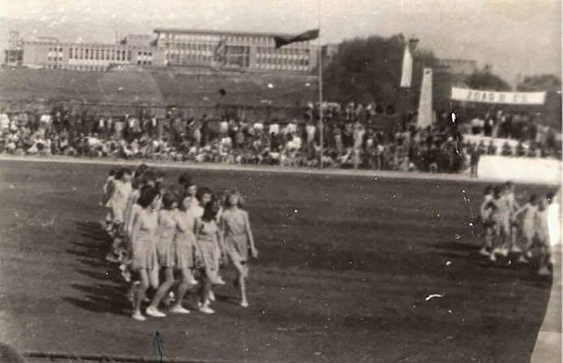 Spartakiada, 60te roky