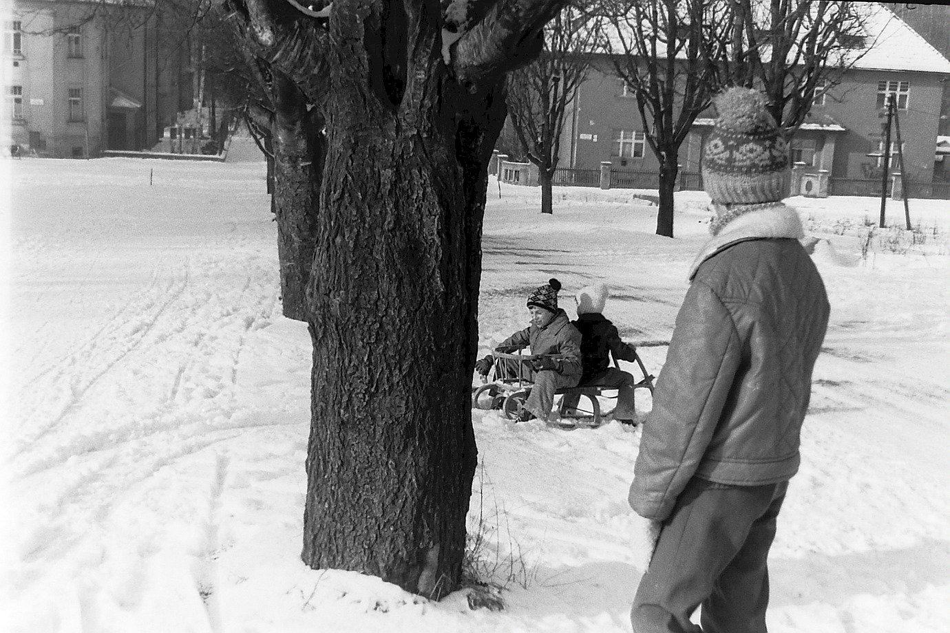 štefanicka, 70te roky
