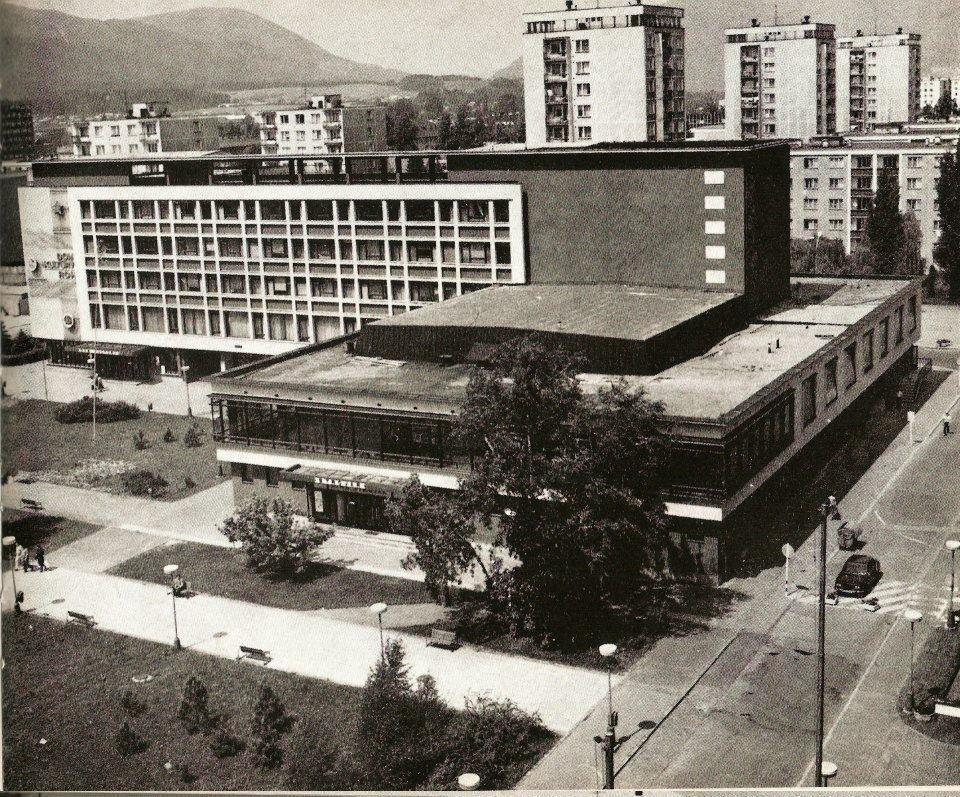 Strojár, 70te roky