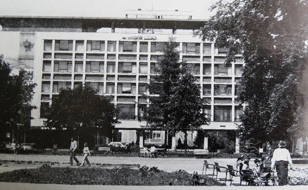 Strojár, 60te roky