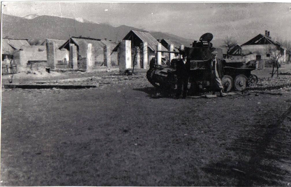 Tank, 1944