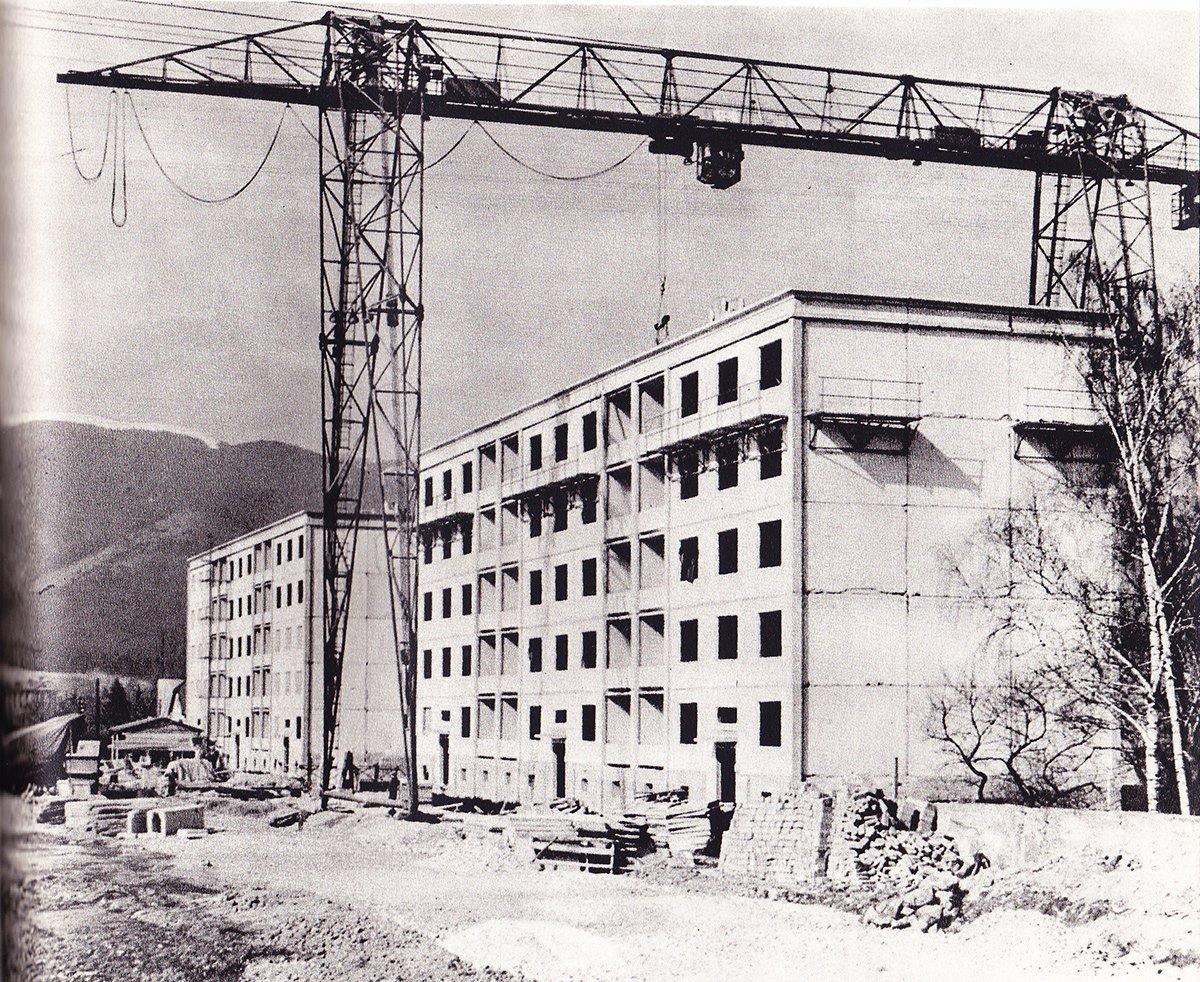 Thurzová, 60te roky