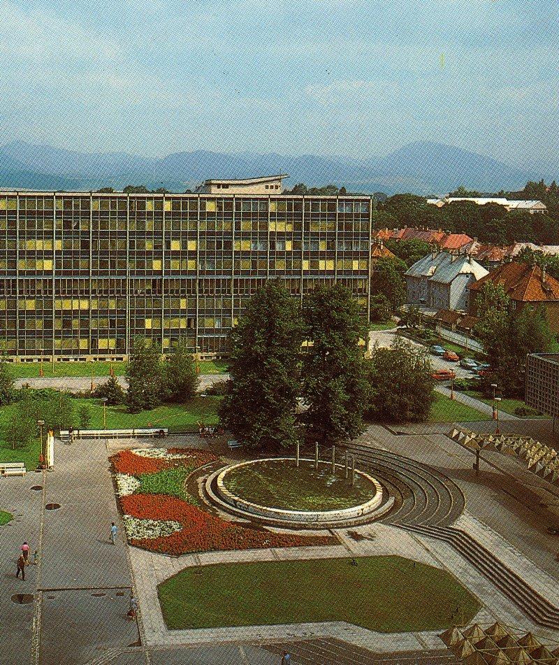 Vajanského, 70te roky