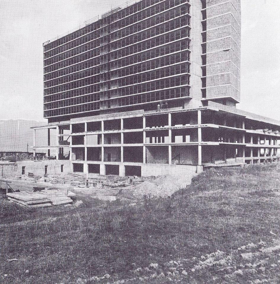 Výstavba SNK, 70te roky