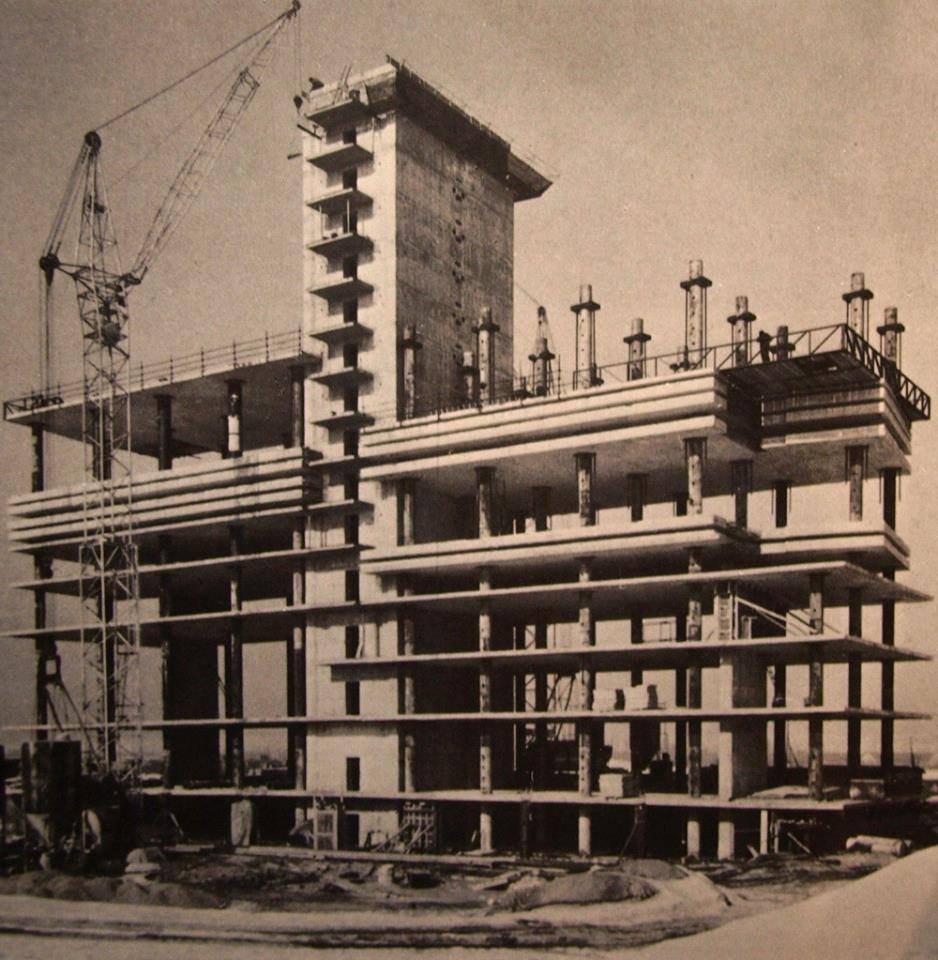 Výstavba SNK, 60te roky