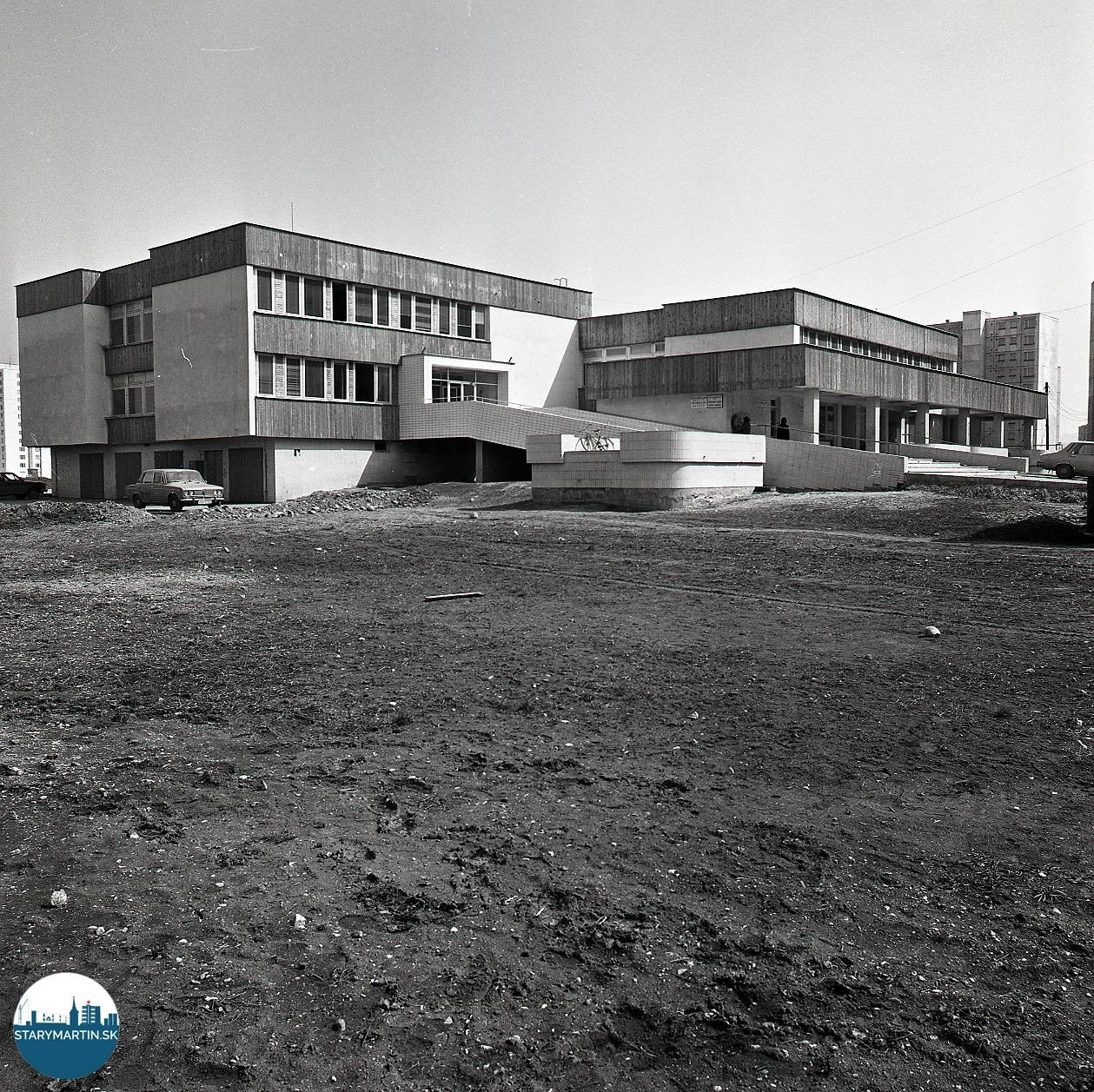 5.05.1984 - Nové zdravotné stredisko v Martine